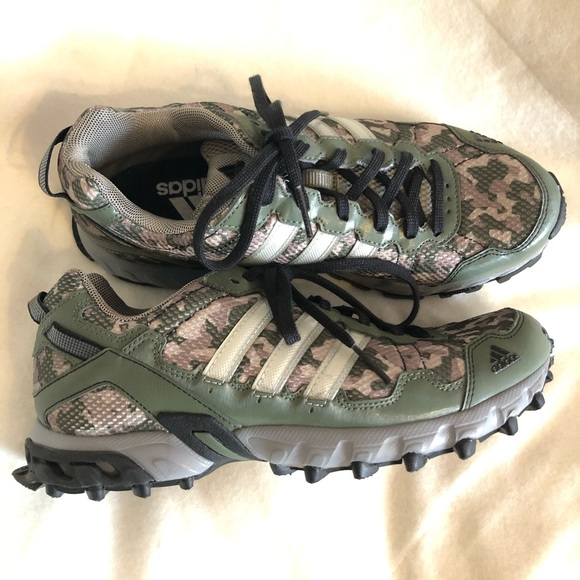 adidas Shoes | Camo Sneakers Mud